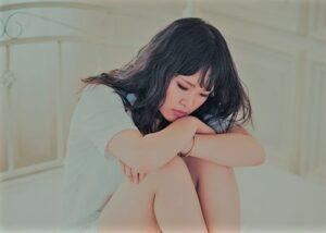 gravid deprimeret