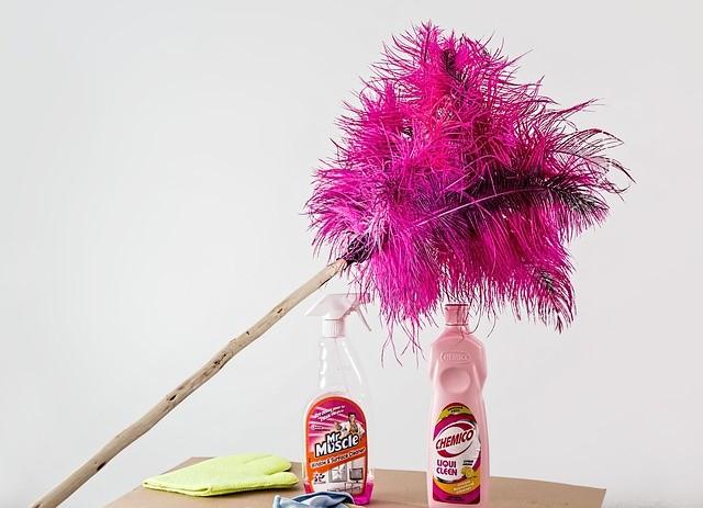 Rengøringsmidler - 7 gode råd