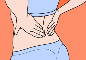 Rygsmerter under graviditet - Hvad gør jeg?