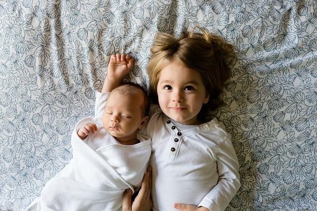 Kejsersnit - og større søskende