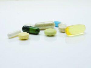 vitaminer efter fødsel