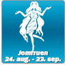 Horoskop for Jomfruen