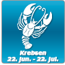 Horoskop for Krebsen
