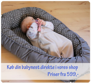 Babynest - køb den hos Graviditet.dk