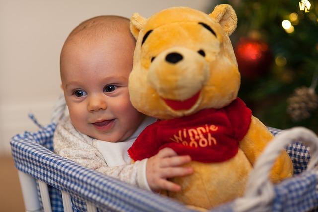 Den første jul med baby