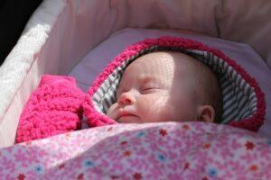 hvad skal baby sove i