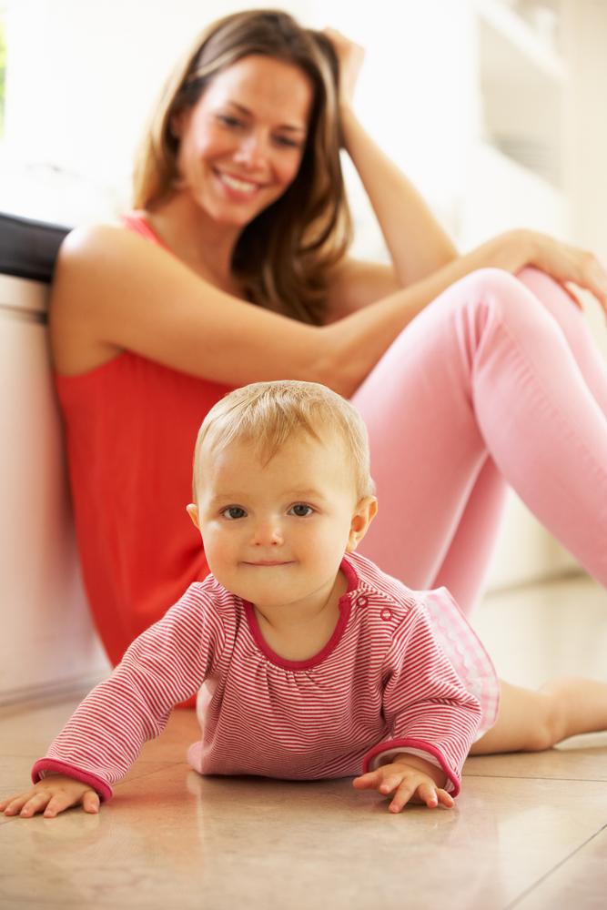 Sådan kan du bedst slappe af efter din fødsel
